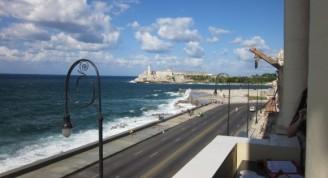Malecón Habanero. Foto: Alberto E. / Cubadebate.