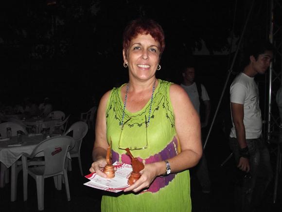 Marta Bonet, directora del sello disquero
