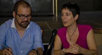 Conferencia de Prensa / Foto Alexis Rodríguez - HR