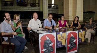 Conferencia de Prensa del Lyceum Mozartiano de La Habana / Foto Alexis Rodríguez - HR