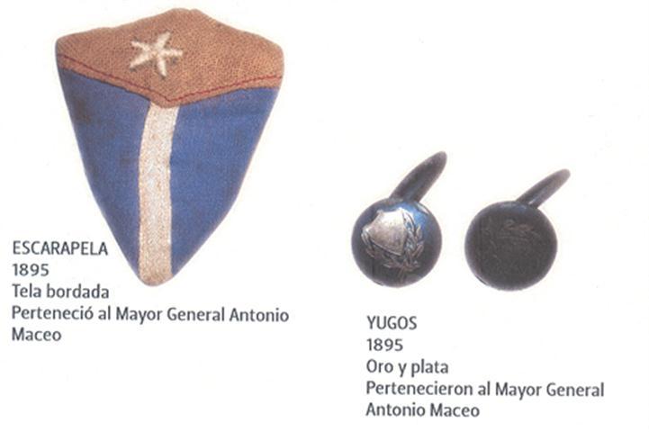 Artículos pertenecientes a la Colección del Museo de la Ciudad