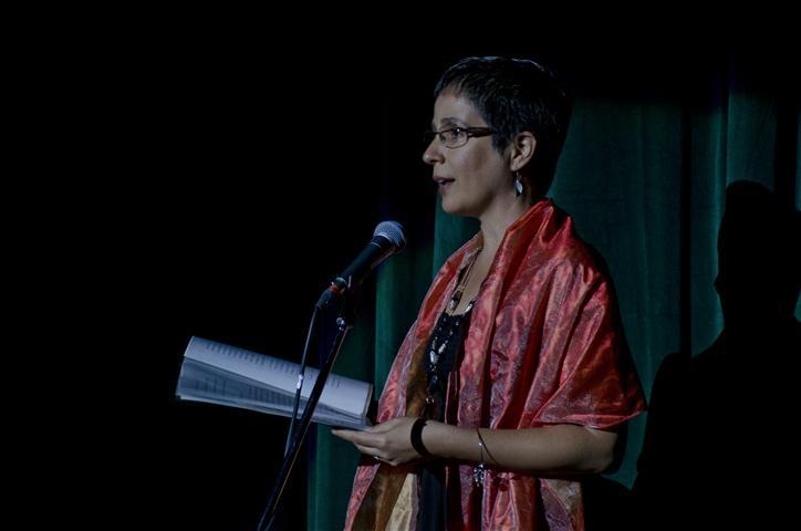 La musicóloga Mirian Escudero, da a conocer el mensaje del Historiador