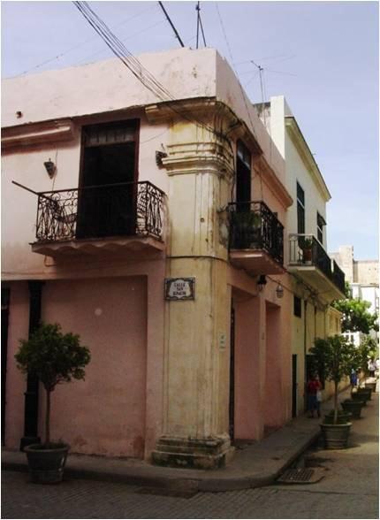 1-Casa de la tarja del Conde Ricla, antes