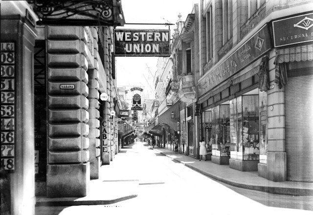2-Calle Obispo, 1944