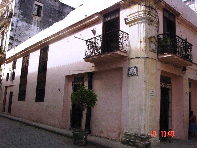 2-Casa de la tarja del conde Ricla, antes