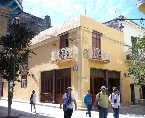3-Casa de la tarja del conde Ricla, remodelación