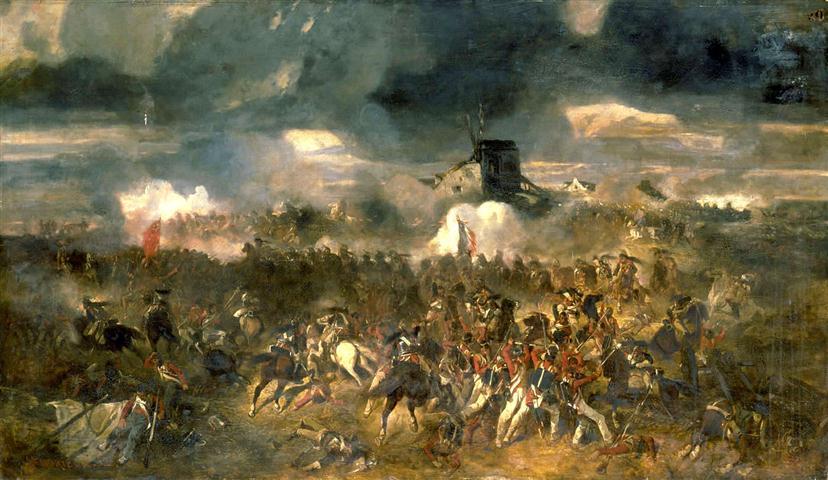 Andrieux_-_La_bataille_de_Waterloo (Small)