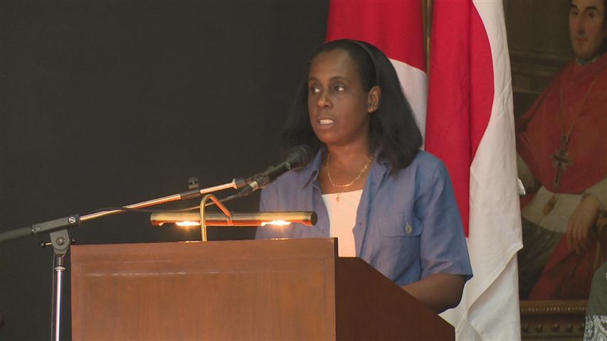 Ileana Núñez, Viceministra del Comercio Exterior y la Inversión Extranjera