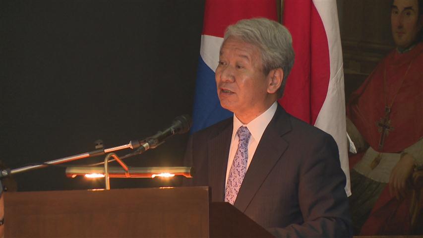 Akihiko Tanaka, Presidente de la Agencia de Cooperación Internacional del Japón