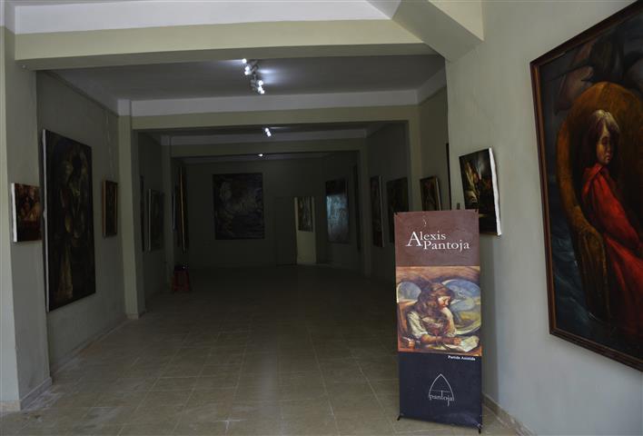 Galería Taller Alexis Pantoja