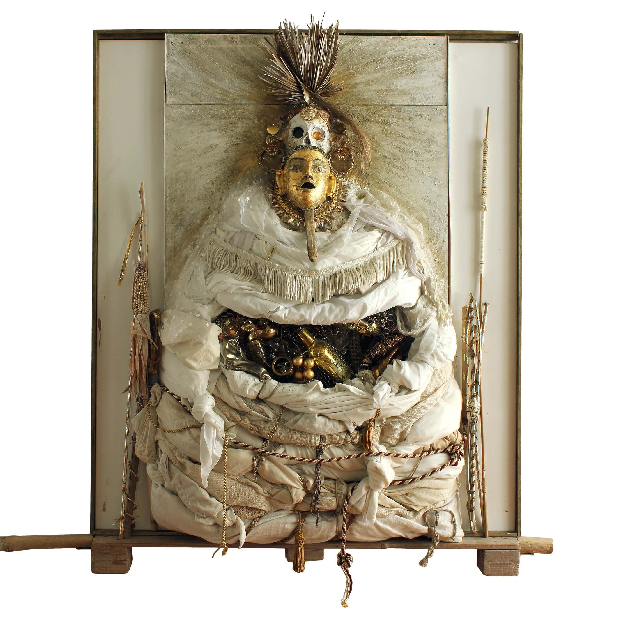 """Expo """"El brillo de las momias"""""""