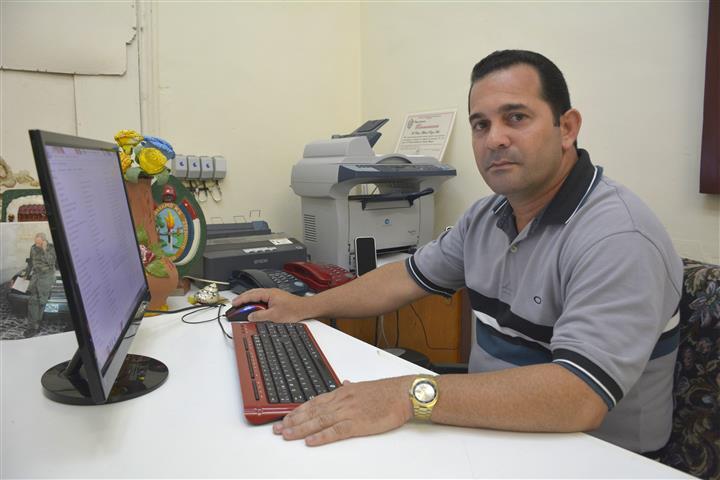 César Alberto Reyes Mas, Presidente de la Comisión de Divulgación y Propaganda de los carnavales bayameses