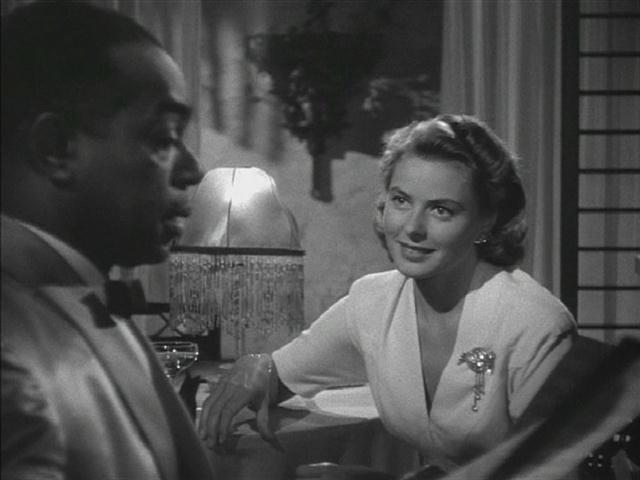 """Fotograma de """"Casablanca"""""""
