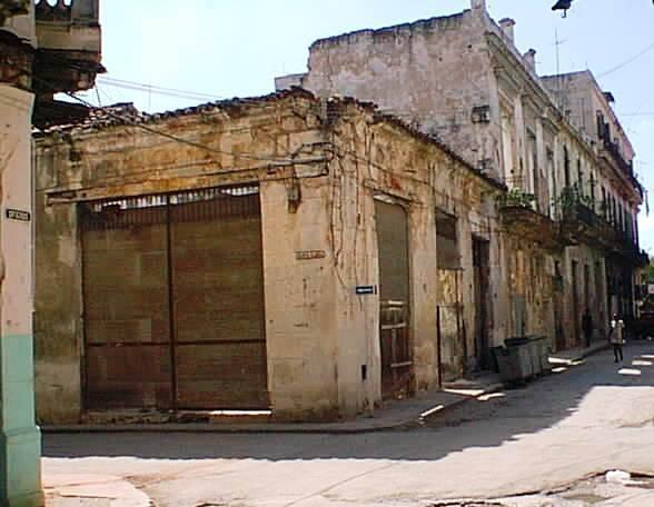 2-Santa Clara y Oficios, detrioro