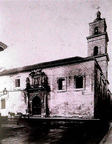 Convento San Juan de Letrán