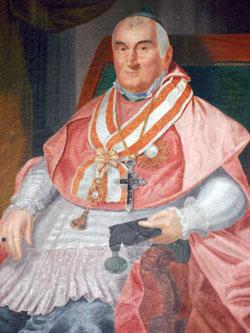 Retrato de Juan José Díaz de Espada y Fernández de Landa (1756-1832).