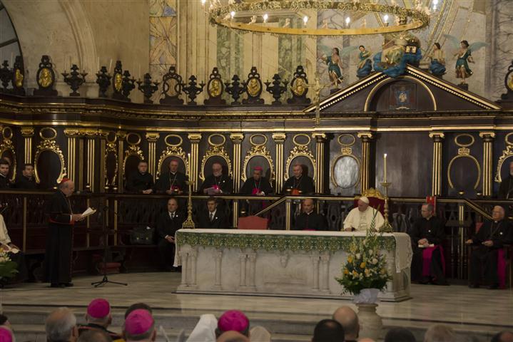Visita del Papa 2015 fotos Jorge Laserna_1 (Small)