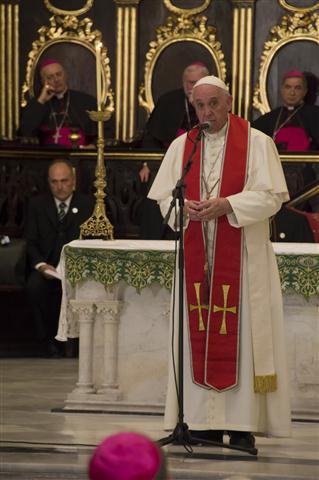Visita del Papa 2015 fotos Jorge Laserna_12 (Small)