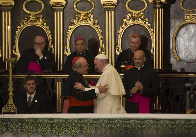 Visita del Papa 2015 fotos Jorge Laserna_2 (Small)
