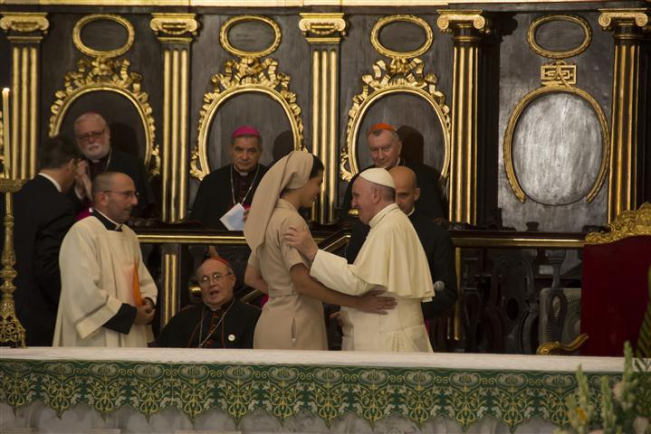 Visita del Papa 2015 fotos Jorge Laserna_5 (Small)