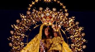 Virgen de la Caridad del Cobre. Foto: Ladyrene Pérez.