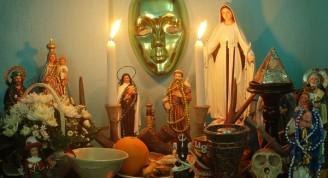 santeria altar 2
