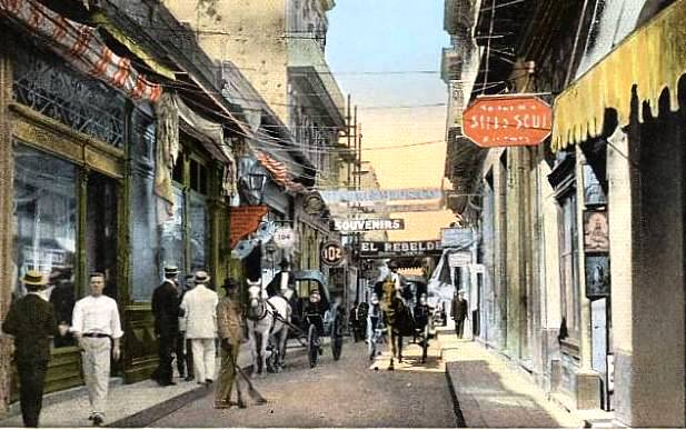 1-Calle O´Reilly-postal antigua1