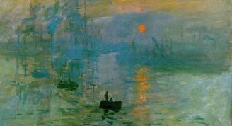 Claude Monet, Impresión: amanecer (1872)