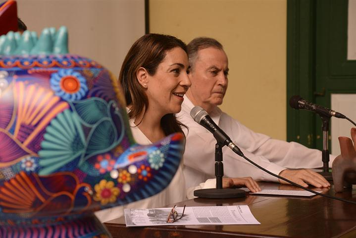 Cristina Pineda, diseñadora mexicana y creadora de Xico