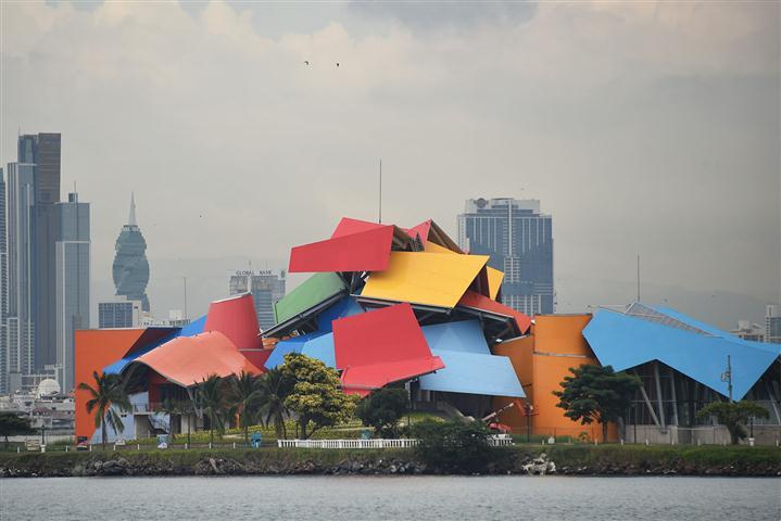 Museo de la Biodiversidad, en Ciudad de Panamá