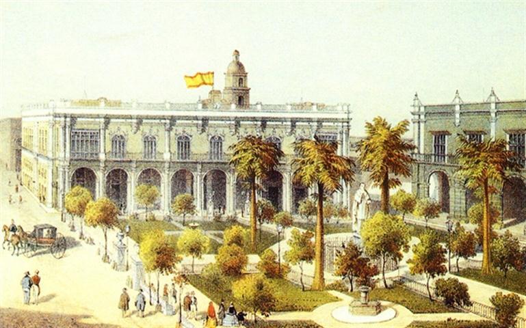 Plaza de Armas, 1851 01 (Small)