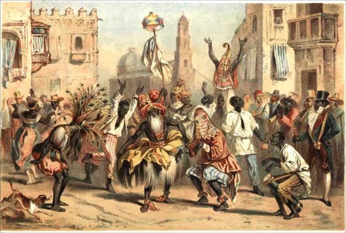 6 de enero es el día de los Abakuá en Cuba