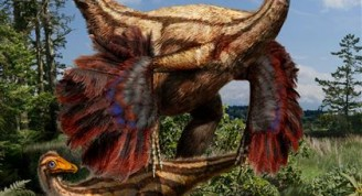 ornithomimus-2 (Small)