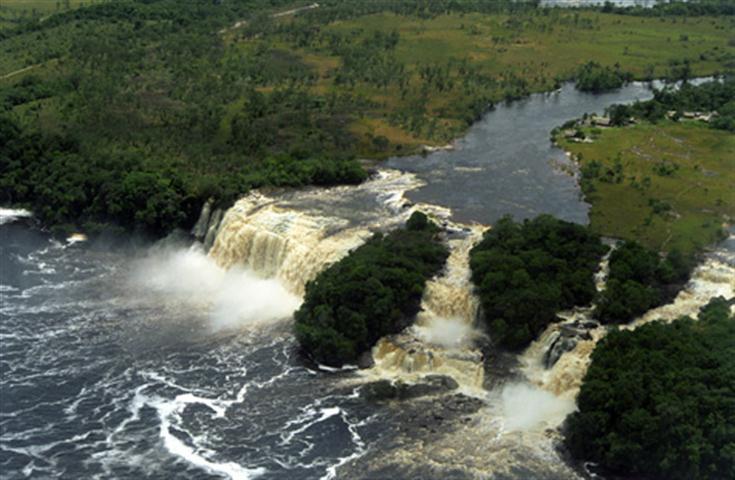 Parque Nacional de la Amazonia