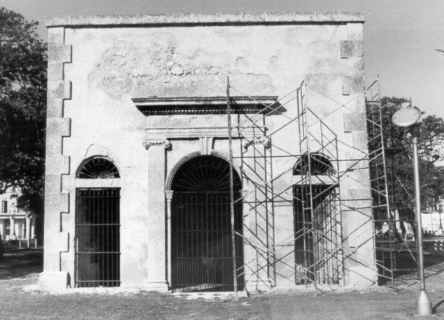 3-Capilla de la Cárcel en obras