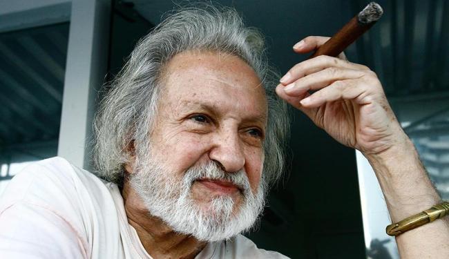 El cineasta brasileño Ruy Guerra