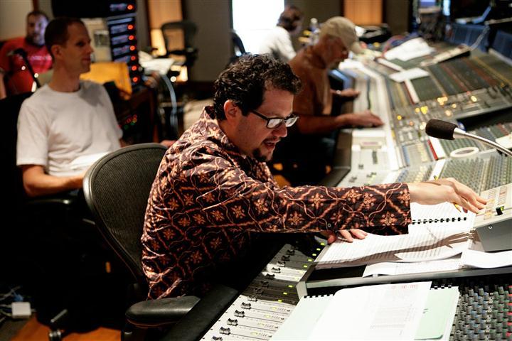 """Michael Giacchino, compositor de """"Los Increíbles"""", """"Ratatouille"""" y """"UP"""", entre otras películas"""
