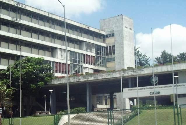 Instituto Superior Politécnico J. A. Echeverría