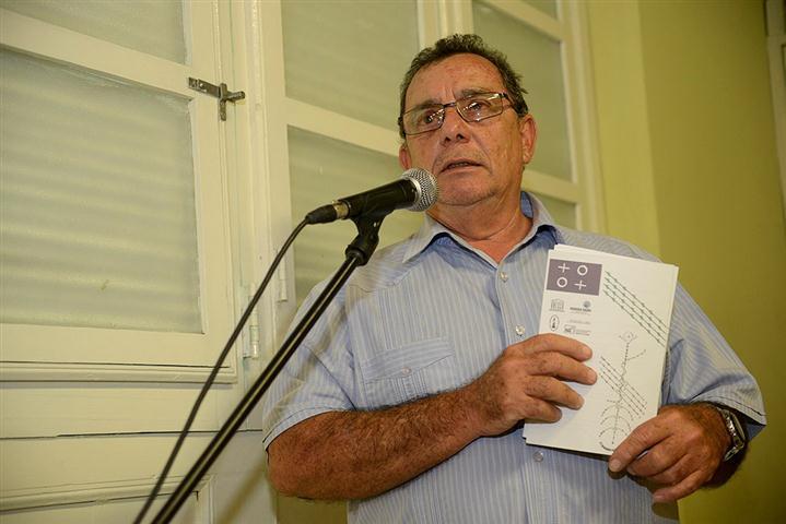 Alberto Granado, director de la Casa de África