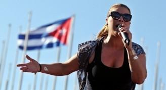 olga-tañon-concierto-en-la-Habana