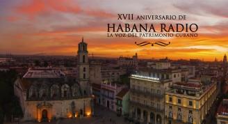 Aniv XVII HABANA RADIO