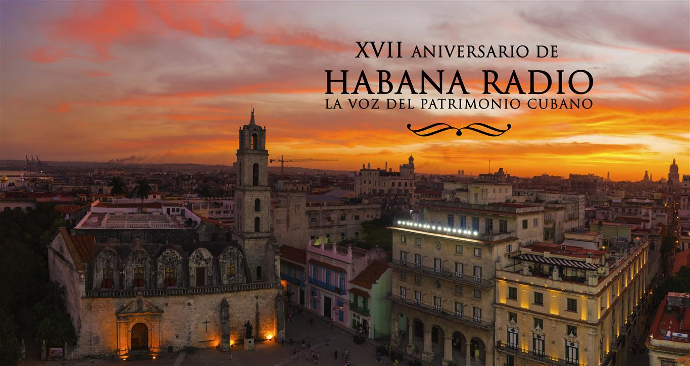 Aniv XVII HABANA RADIO (Medium)