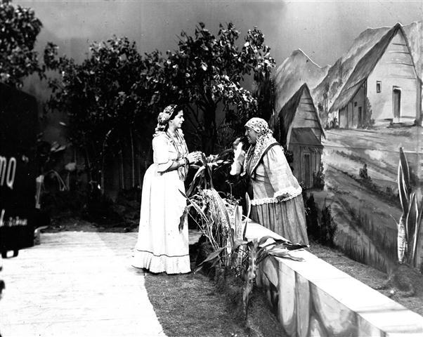 Gran teatro Esso, 6 de febrero de 1952. Hortensia Coalla en El cafetal