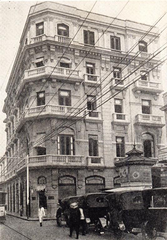 Hotel La Unión, 1916 (Medium)