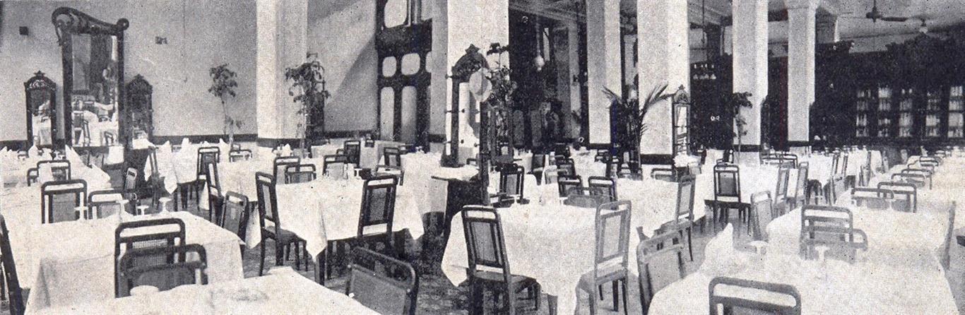 Restaurant, 1916