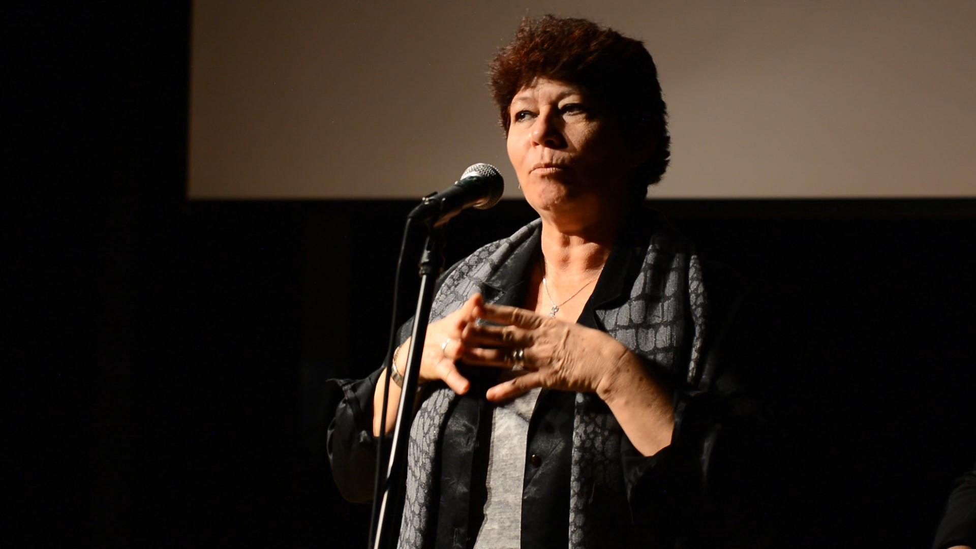 Estrella Díaz, directora y guionista del proyecto