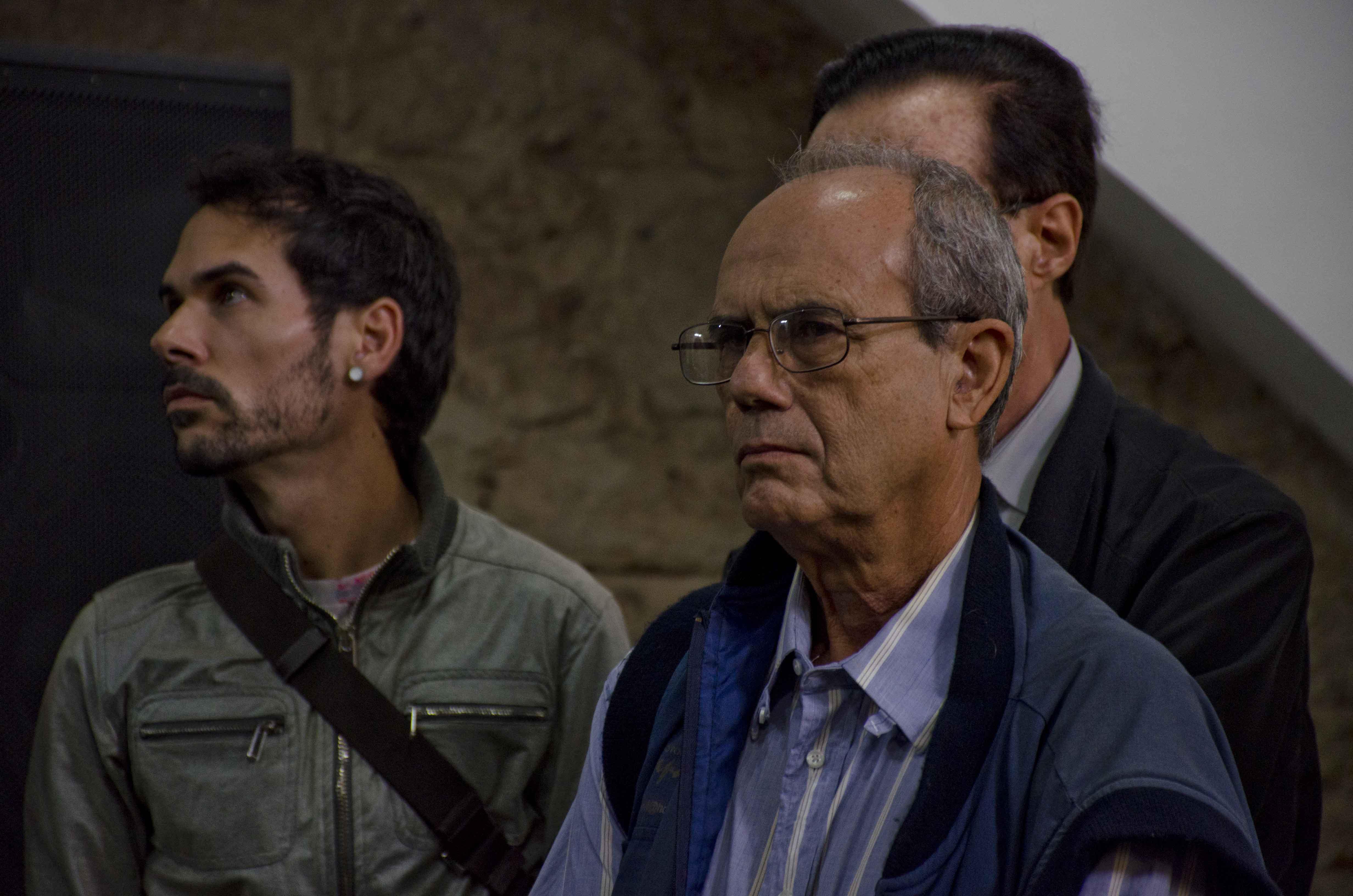 Rufino del Valle, curador de la muestra