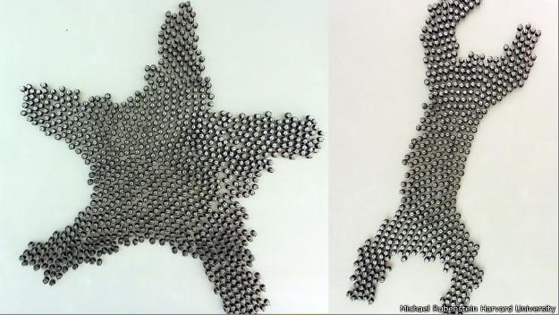 Tema 45. 3 formas hechas con los robots.