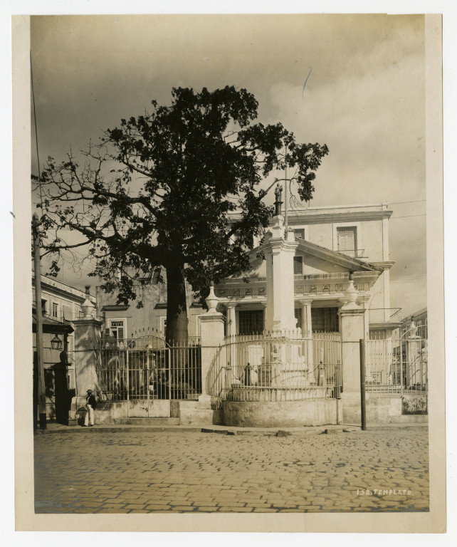 El Templete, 1925