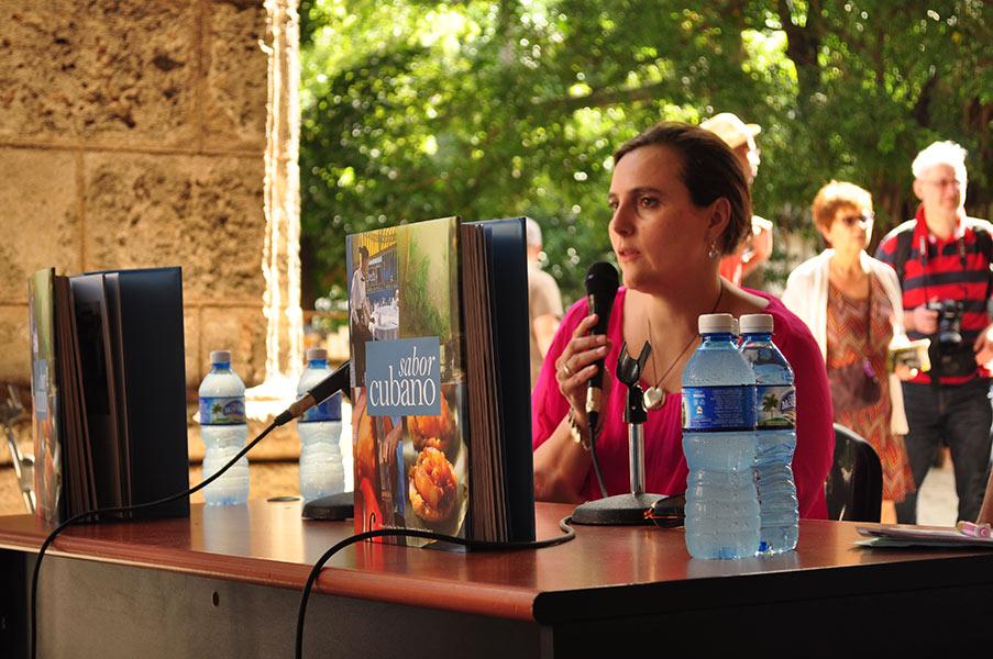 Adriana Sánchez Mejorada, editora del libro